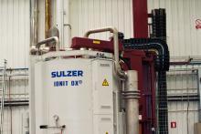Le four à gaz pour nitrocarburation (IONIT OX)